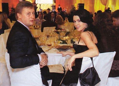 Бывший муж Анастасии Заворотнюк – Дмитрий Стрюков фото