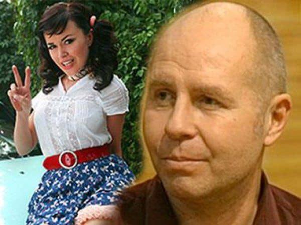 Бывший муж Анастасии Заворотнюк - Олаф Шварцкопф фото