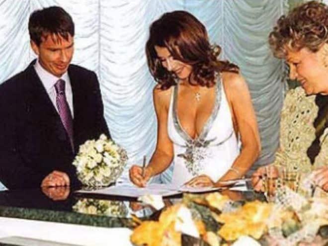 Бывший муж Анны Седоковой – Валентин Белькевич фото
