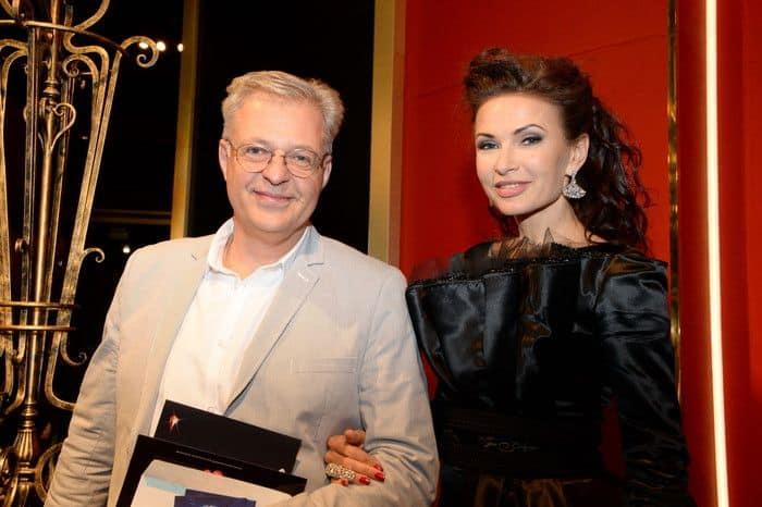 Бывший муж Эвелины Бледанс – Юрий Стыцковский фото