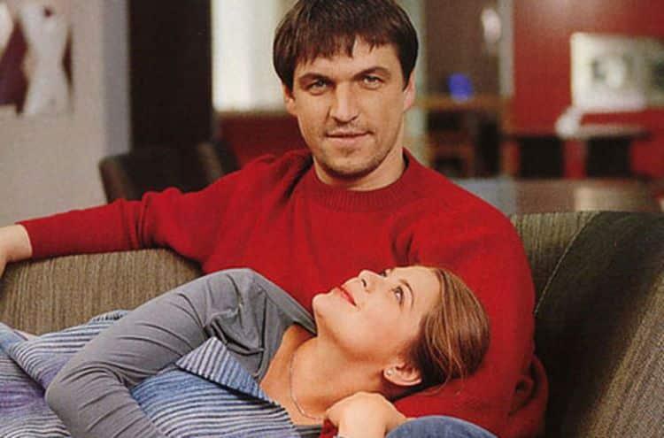 Бывший муж Ирины Пеговой – Дмитрий Орлов фото