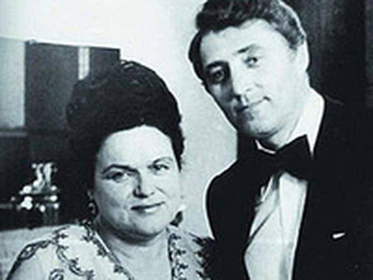 Бывший муж Людмилы Зыкиной – Виктор Гридин фото