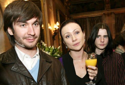Бывший муж Марии Мироновой – Дмитрий Клоков фото
