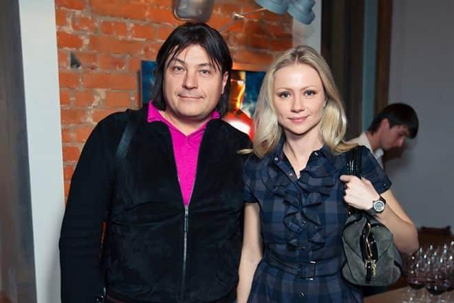Бывший муж Марии Мироновой – Игорь Удалов фото
