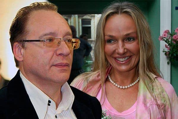Бывший муж Натальи Андрейченко – Максим Дунаевский фото