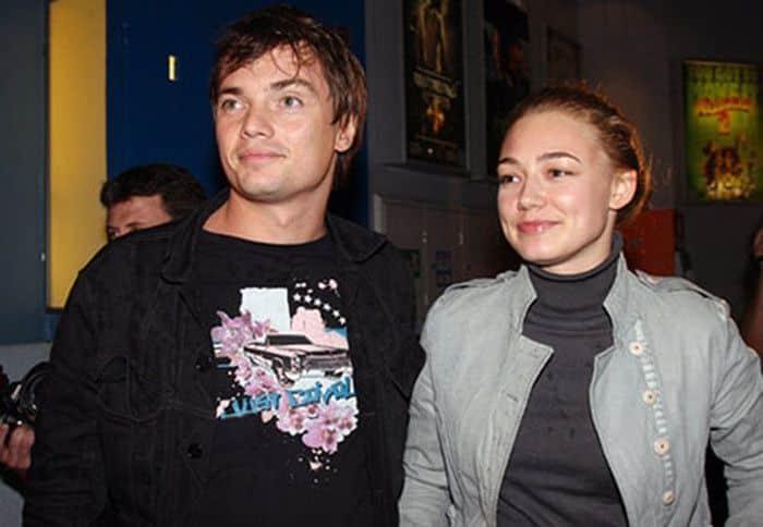 Бывший муж Оксаны Акиньшиной – Дмитрий Литвинов фото