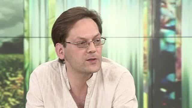 Бывший муж Ольги Павловец – Дмитрий Щербина фото