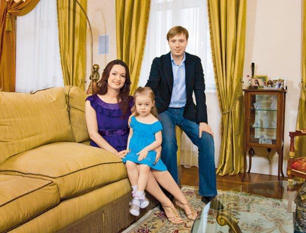 Дети Александра Маслякова фото