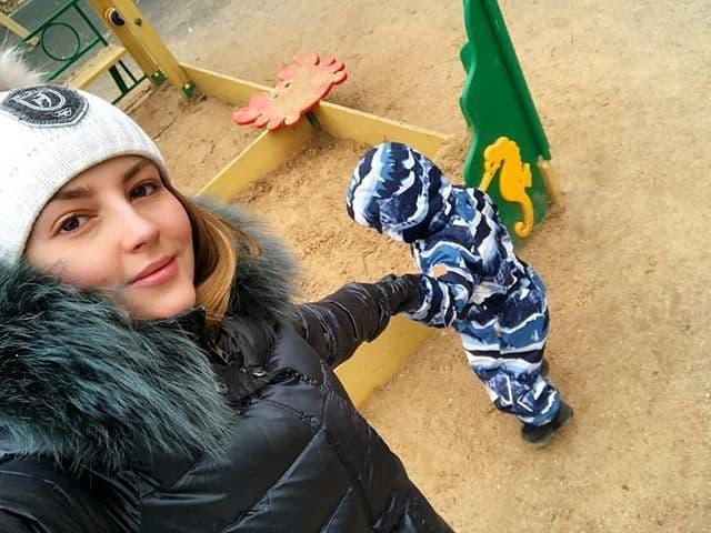 Дети Анны Михайловской фото