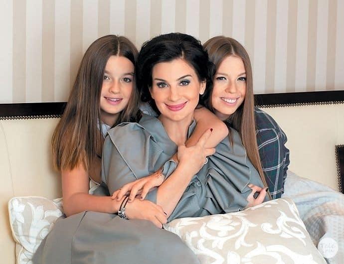Дети Екатерины Стриженовой фото