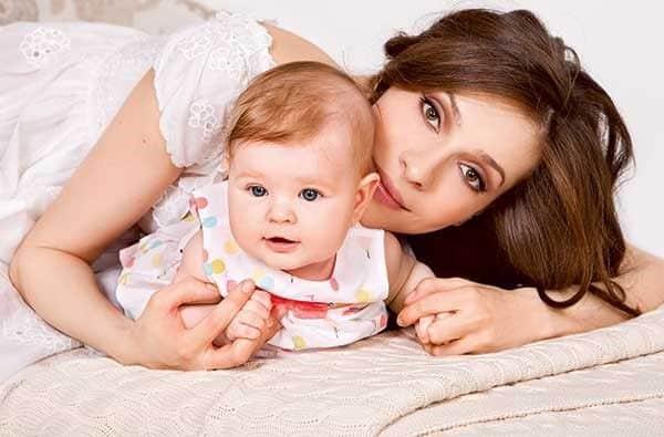 Дети Елены Подкаминской фото