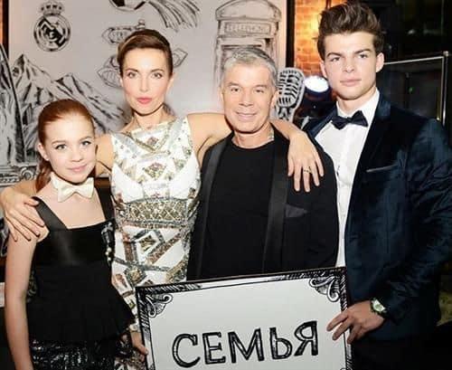 Дети Олега Газманова фото