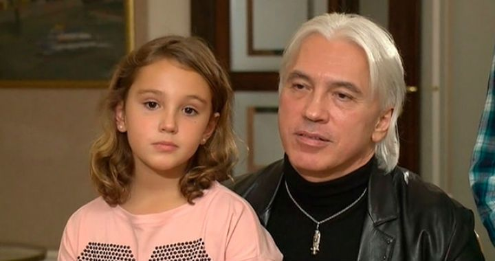 Дочь Дмитрия Хворостовского – Нина фото