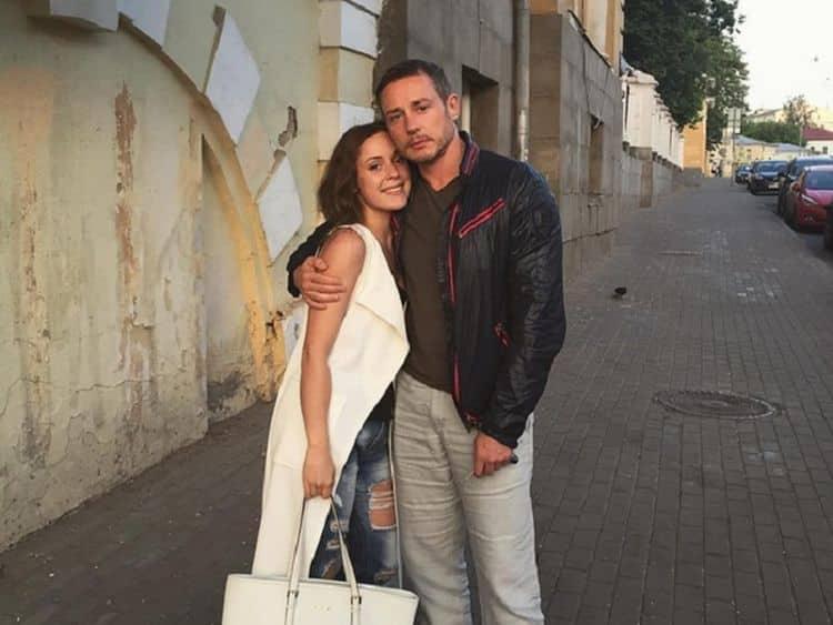 Дочь Дмитрия Исаева – Полина Исаева фото
