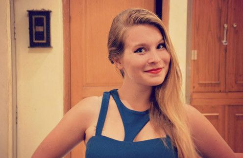 Дочь Леонида Агутина – Полина Воробьева фото