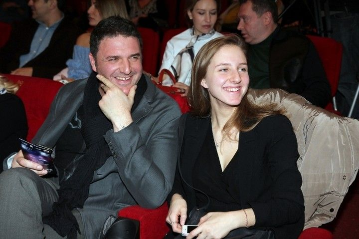 Дочь Максима Виторгана – Полина Виторган фото