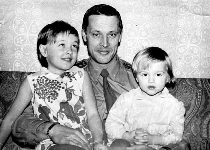 Дочь Николая Крючкова – Эльвира Крючкова фото