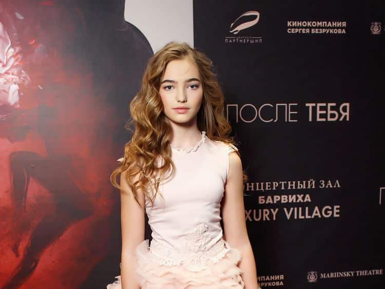 Дочь Сергея Безрукова – Александра фото
