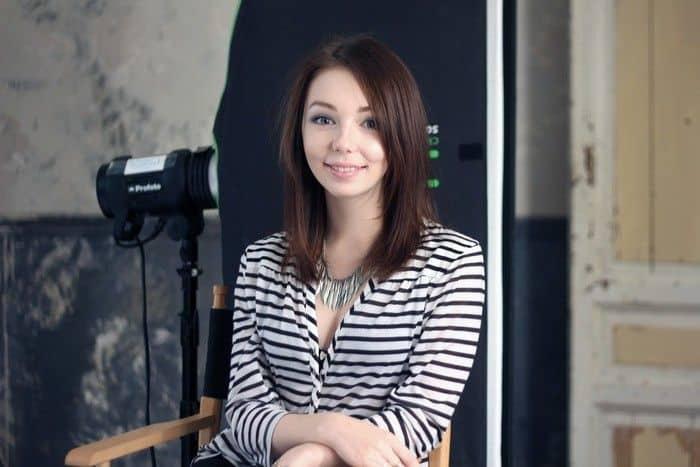Дочь Сергея Шнурова – Серафима фото