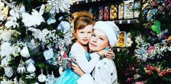 Дочь Юлии Пересильд — Анна фото