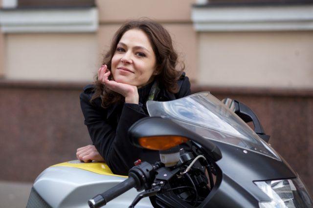 Елена Лядова биография, личная жизнь, семья, муж, дети — фото