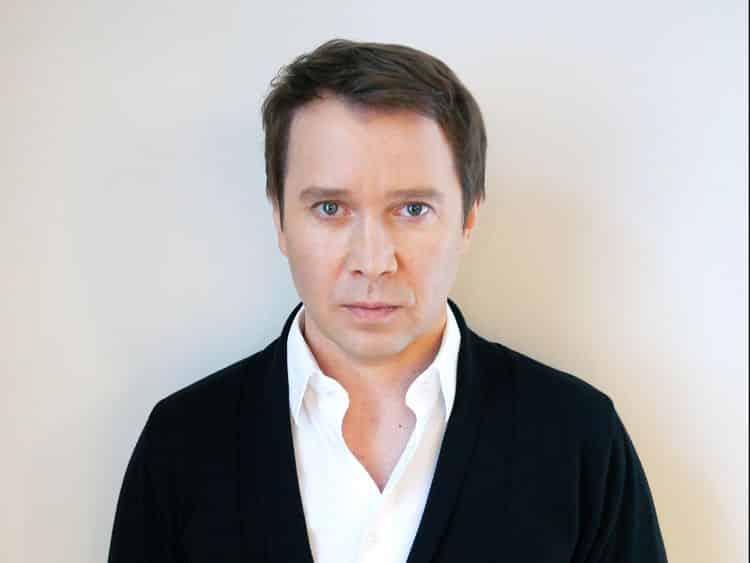 Евгений Миронов — биография и личная жизнь актера