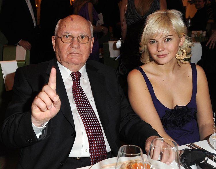 Инстаграм и Википедия Михаила Горбачева фото