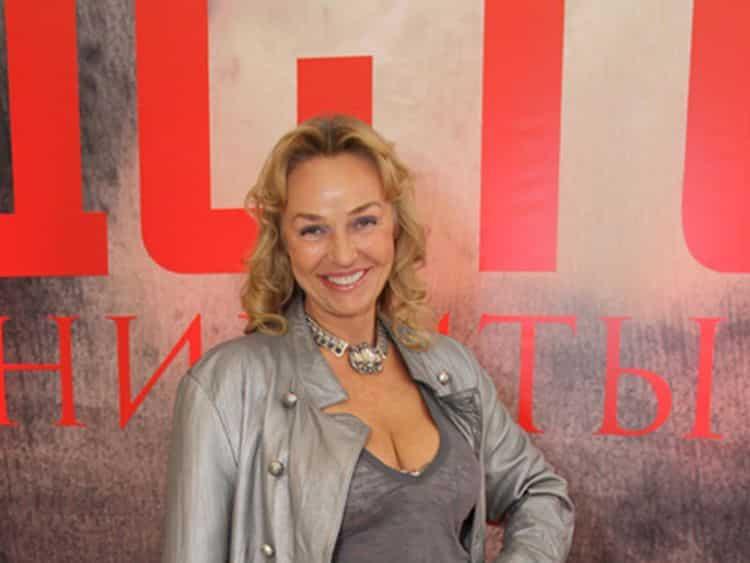 Инстаграм и Википедия Натальи Андрейченко фото