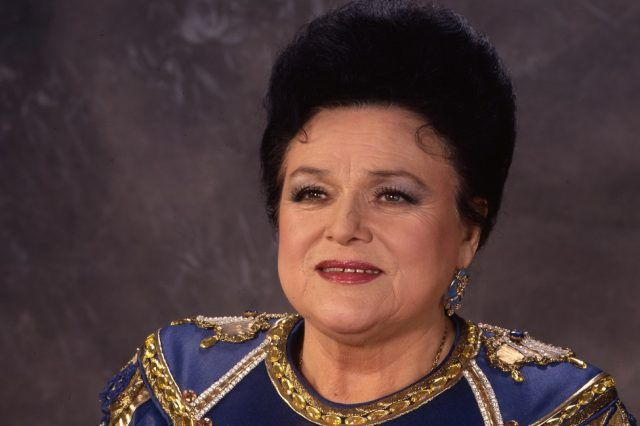 Людмила Зыкина биография, личная жизнь, семья, муж, дети — фото