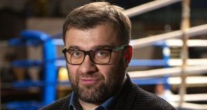 Михаил Пореченков биография, личная жизнь, семья, жена, дети — фото