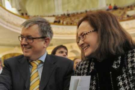 Муж Эльвиры Набиуллиной – Ярослав Кузьминов фото