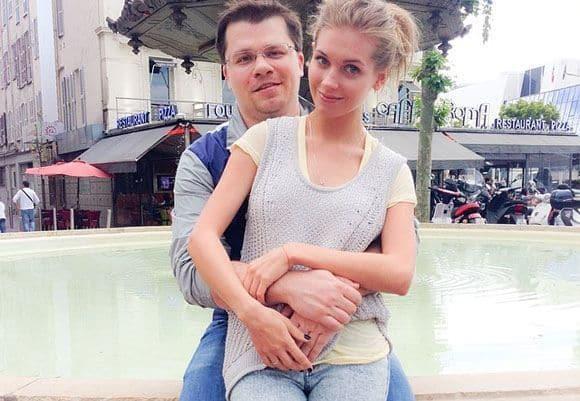 Муж Кристины Асмус – Гарик Харламов фото