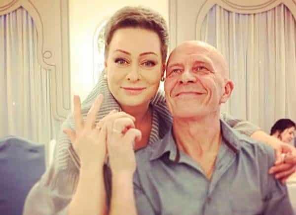 Муж Марии Ароновой – Евгений Фомин фото