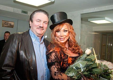 Муж Маши Распутиной – Виктор Захаров фото