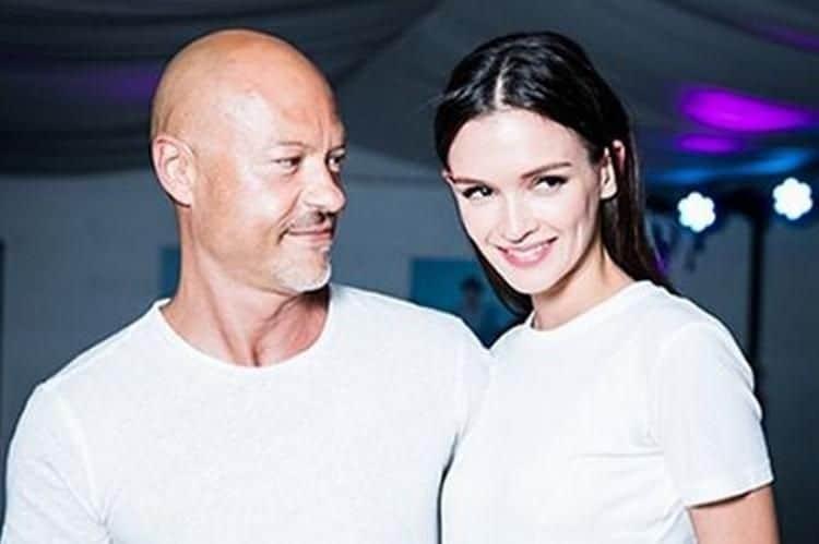 Муж Паулины Андреевой фото