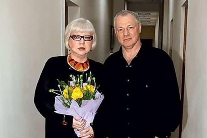 Муж Светланы Крючковой – Александр Молодцов фото