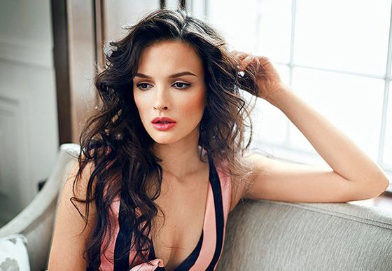 Паулина Андреева фото в журнале «Максим»
