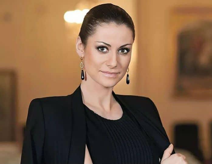 Рост, вес, возраст. Сколько лет Анне Ковальчук фото
