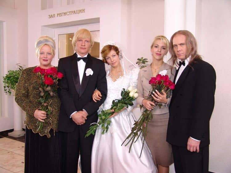 Семья Алены Бабенко фото