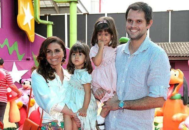 Семья Джованны Антонелли фото