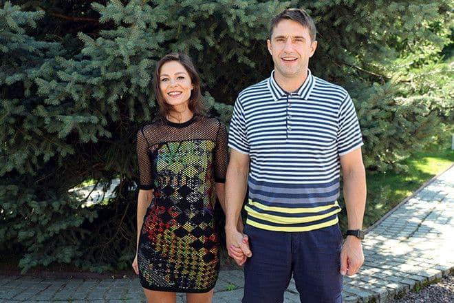 Семья Елены Лядовой фото