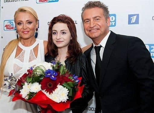 Семья Леонида Агутина фото