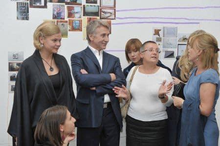 Семья Леонида Михельсона фото