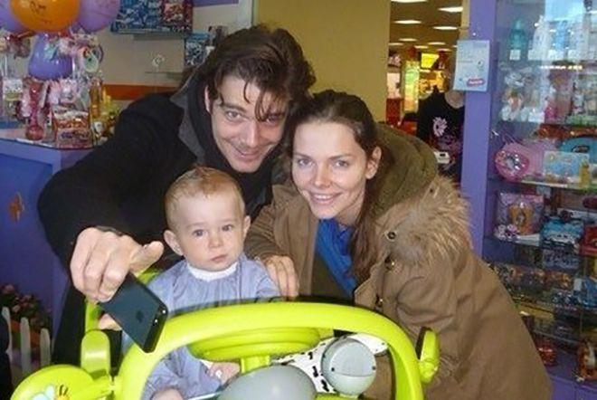 Семья Максима Матвеева фото
