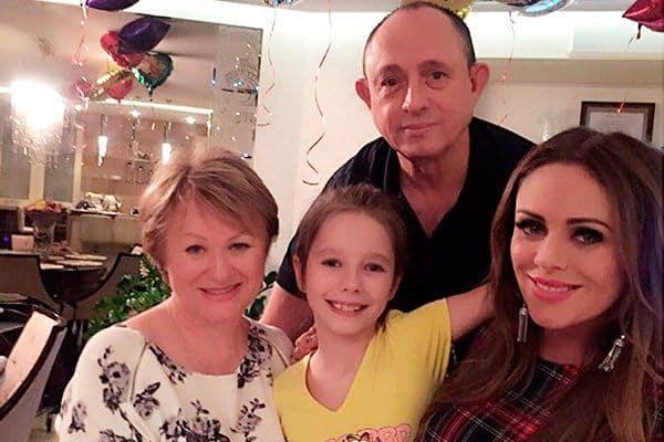 Семья Юлии Началовой фото