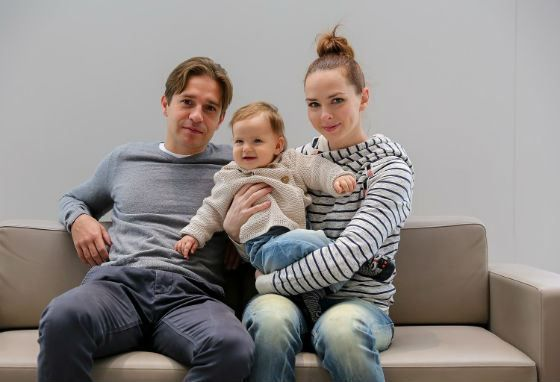 Семья и дети Александра Ратникова фото