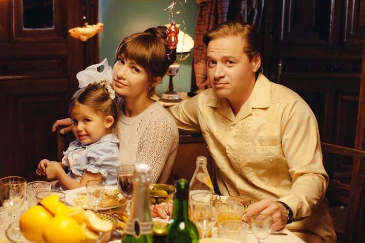 Семья и дети Алексея Барабаша фото