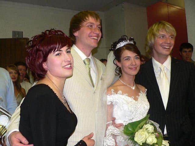 Семья и дети Алексея Гомана фото