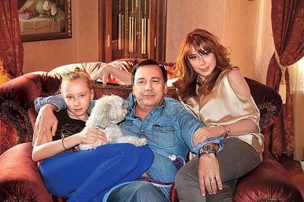 Семья и дети Алёны Апиной фото