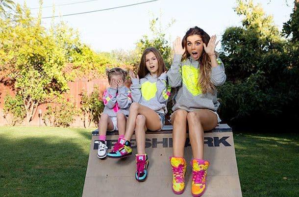 Семья и дети Анны Седоковой фото